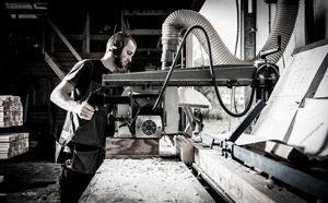 Reparation til træhuse nth Hjørring